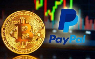 PayPal godtar kryptovaluta